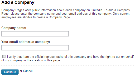 Create a LinkedIn Company Page: Step-by-Step Instructions | Social Media Today