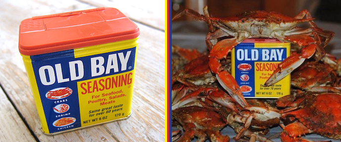 Facts about baltimore brand old bay