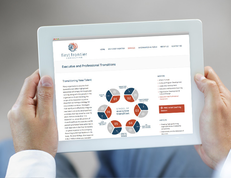 First Frontier Consulting