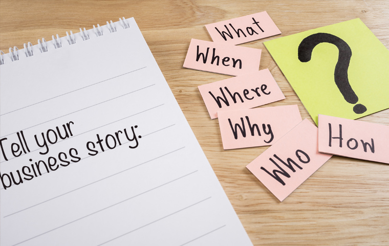 How to Tell a Business Story Your Customers Will Love